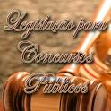Leis para Concursos Públicos icon