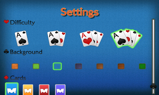 Spider Solitaire 1.0.9 screenshots 14