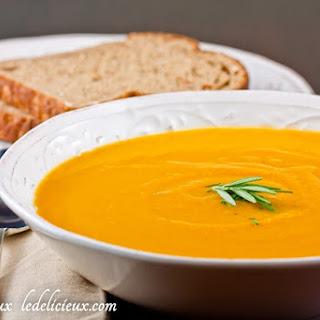 Honey Roasted Butternut Pumpkin Soup