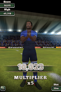 Flick Nations Rugby- screenshot thumbnail