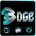 3DGE GO LAUNCHER EX THEME icon