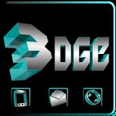 3DGE GO LAUNCHER EX THEME