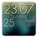 Super Clock Wallpaper Pro logo