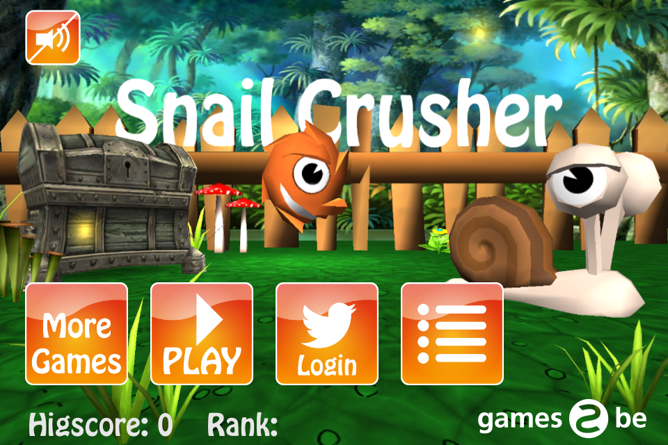 Snail Crusher- screenshot