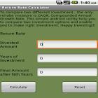 Return Rate Calculator Free icon