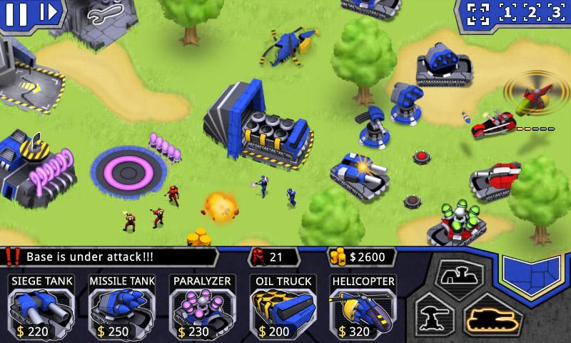 Defense Command- screenshot