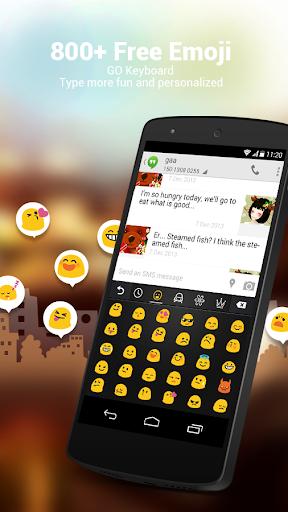 Hebrew for GO Keyboard - Emoji