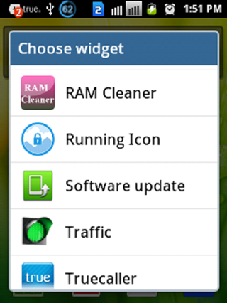 RAM Cleaner for Android- screenshot