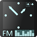 Radio reloj despertador icon