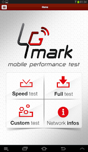 4Gmark (Speedtest & Benchmark) - screenshot thumbnail