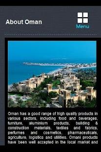 OPEX - Omani Products Expo - screenshot thumbnail