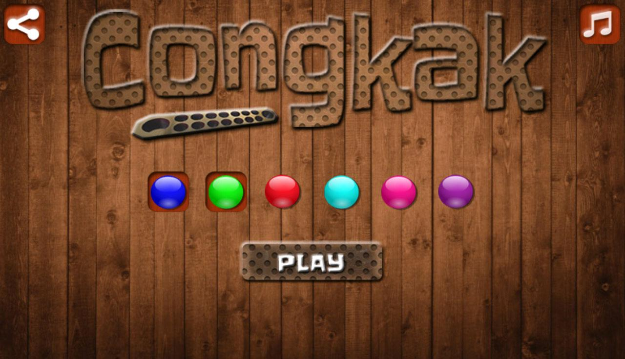 Congkak- screenshot