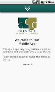Glendale Chamber of Commerce- screenshot thumbnail