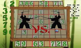 Screenshot of Sudoku Fighters Pro