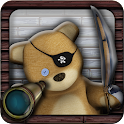 Talking Jack The Pirate Bear icon
