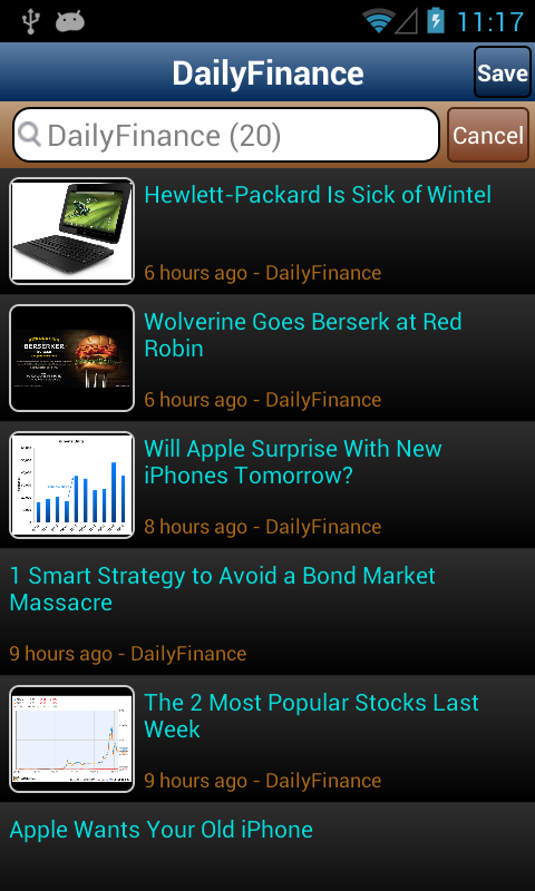 inoStockNews stock news- screenshot
