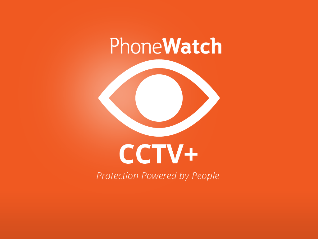 PhoneWatch CCTV+ - screenshot