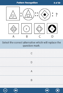 The IQ Test Lite- screenshot thumbnail