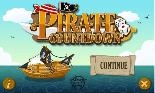 Pirate Countdown