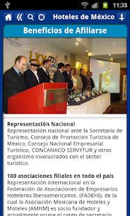 Hoteles de México- screenshot thumbnail