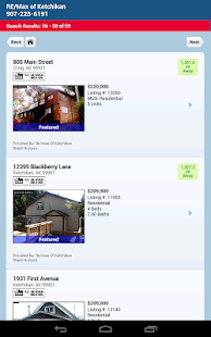 Ketchikan Real Estate- screenshot thumbnail