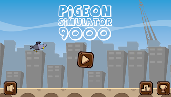 Screenshot of Pigeon Simulator 9000