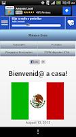 Screenshot of Mexico Guia