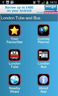 London Tube And Bus - screenshot thumbnail