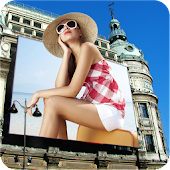 Paris Billboard Frame