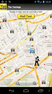TLCtaxiApp (London Cab) - screenshot thumbnail