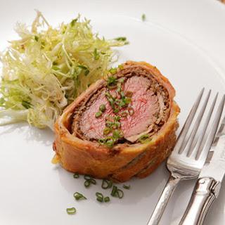 The Ultimate Beef Wellington.