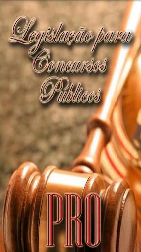 Leis Concursos Públicos PRO