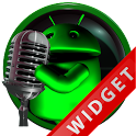 Poweramp Widget Green Droid 5