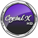CrystalX HD Multi Theme Purple