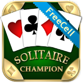 FreeCell Solitaire Champion