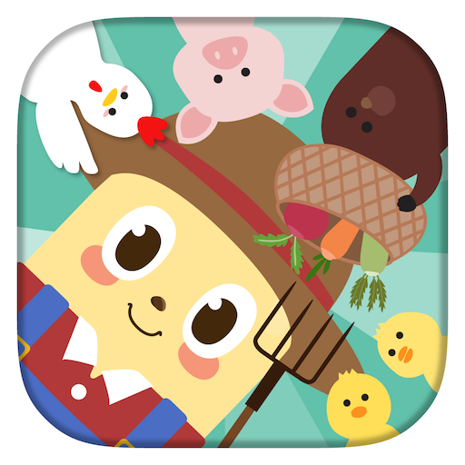 Jodi's Anima Barn : Jobi的动物农场 教育 App LOGO-APP試玩
