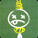 StopTheRope : Facebook hangman logo