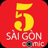 5 SÀI GÒN - Comic