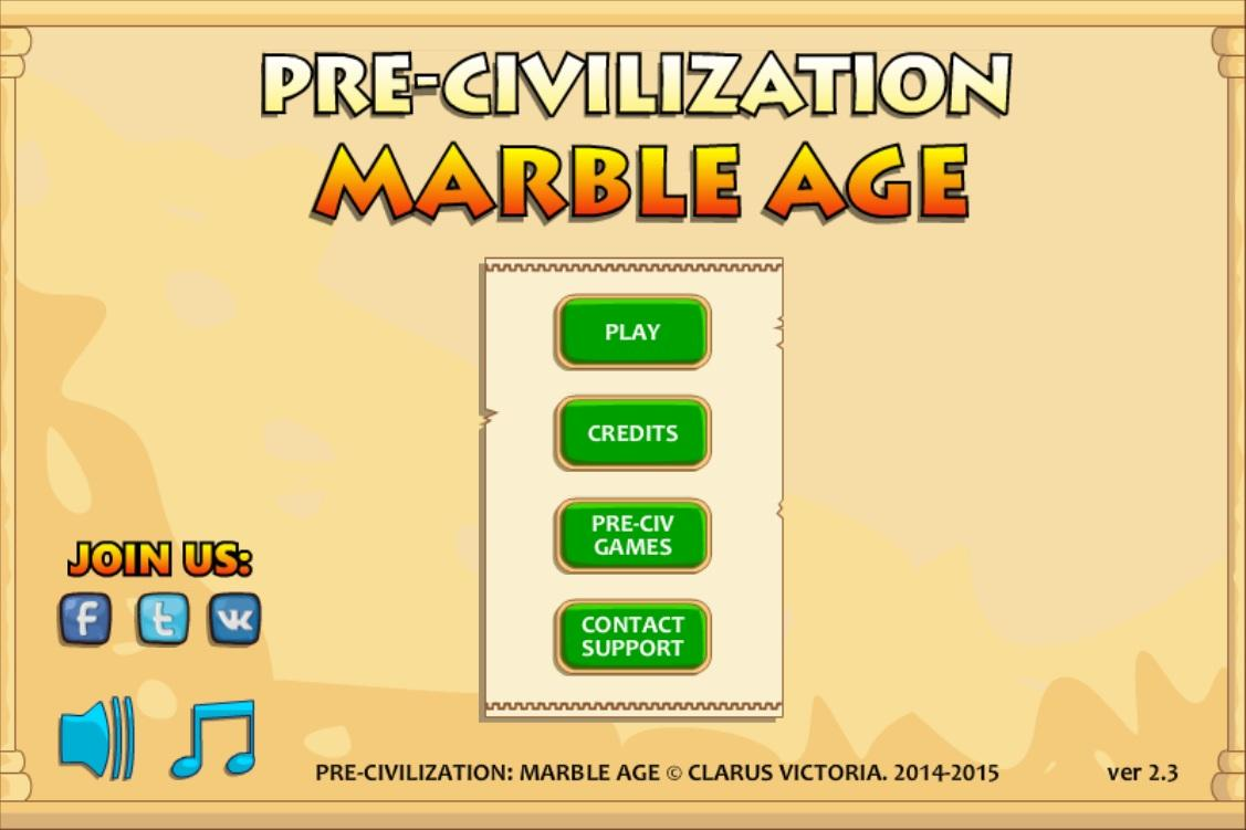 Marble Age- screenshot