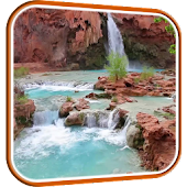 Havasu Falls Live Wallpaper