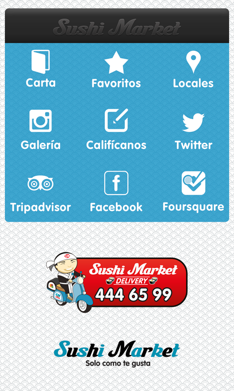 Sushi Market- screenshot