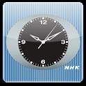 NHK Clock logo