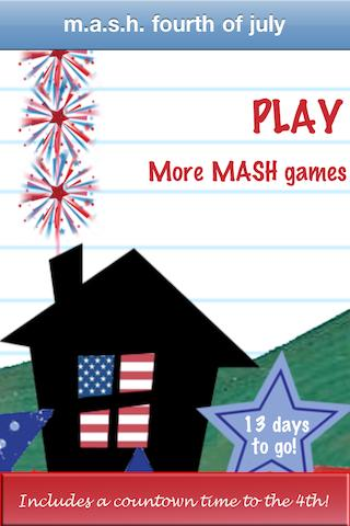 MASH 4th of July - screenshot