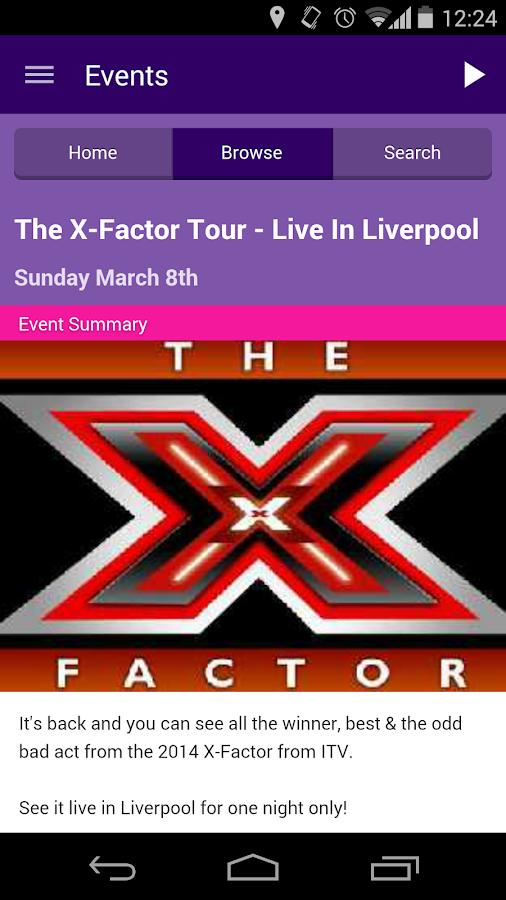 Juice FM Radio, Liverpool - screenshot