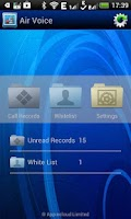 Screenshot of AirVoice Universal