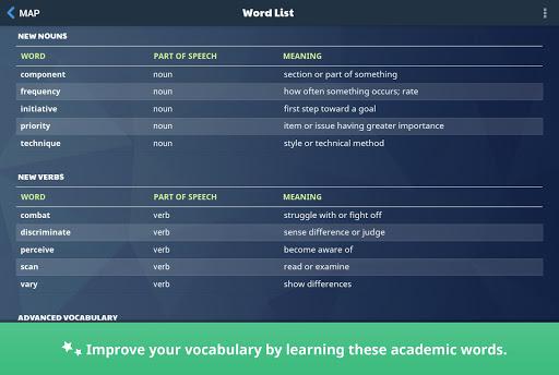 【免費教育App】Stellar Vocabulary Grade 5-APP點子