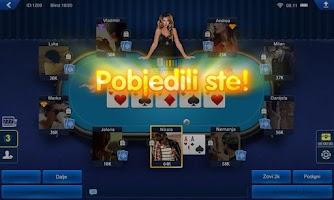 Screenshot of Balkan Hold'em HD