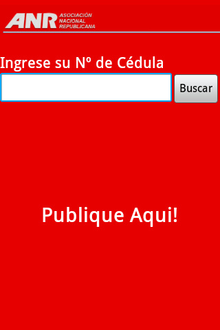 A.N.R. - screenshot