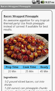 Hawaiian Recipes Free- screenshot thumbnail