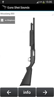 Guns - Shot Sounds - screenshot thumbnail